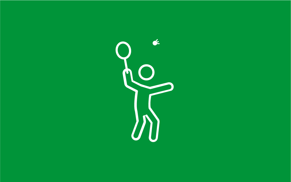 badminton & pickleball